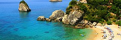 Two Ionian islands, the coast of Epirus and Yiannina